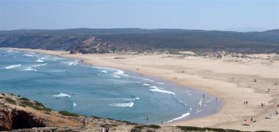 praia carrapateira bordeira