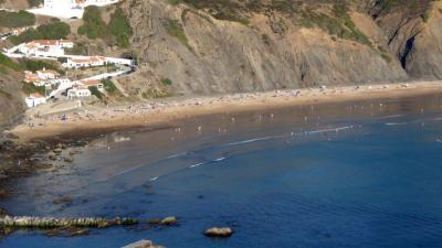 praia de arrifama
