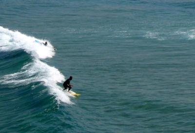 relatividad de una ola