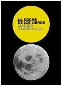 la noche de los libros 2008 madrid