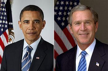 bush-y-obama