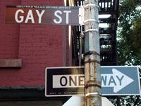 gay street nyc s