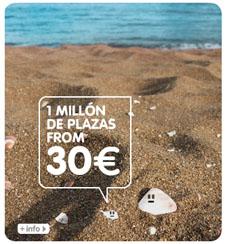vueling clickair 30 euros hasta septiembre 2009