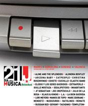 cartel dia de la musica 2009 s
