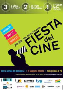 fiesta del cine 2009 cartel s