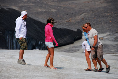 athabasca glaciar 02 s