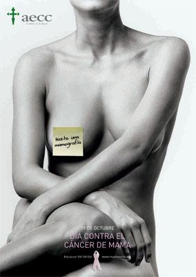dia contra el cancer de mama s
