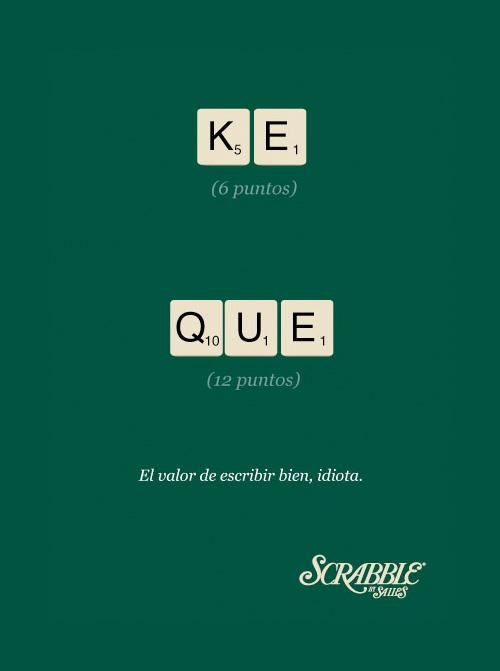 El mal uso del idioma español...
